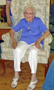 Grandma's 95th